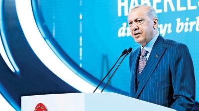 Başkan Erdoğan: Milli elektrikli lokomotifimiz üretime hazır