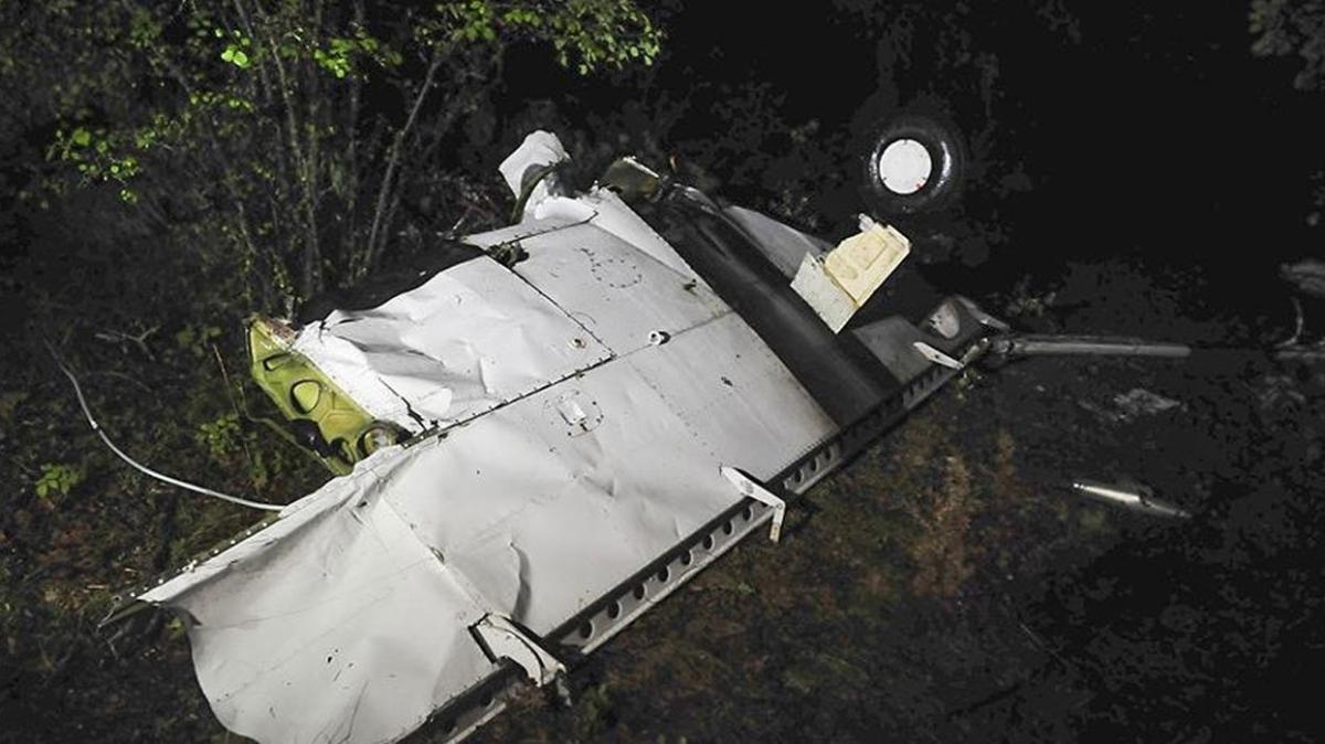 ABD'nin Georgia eyaletinde küçük uçak düştü