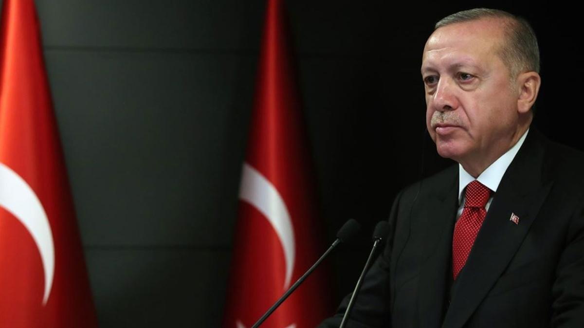 Başkan Erdoğan Başakşehir İlçe toplantısına bağlandı