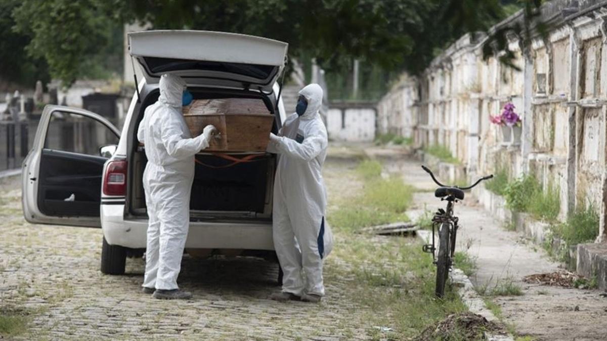 Brezilya'da koronavirüs bilançosu