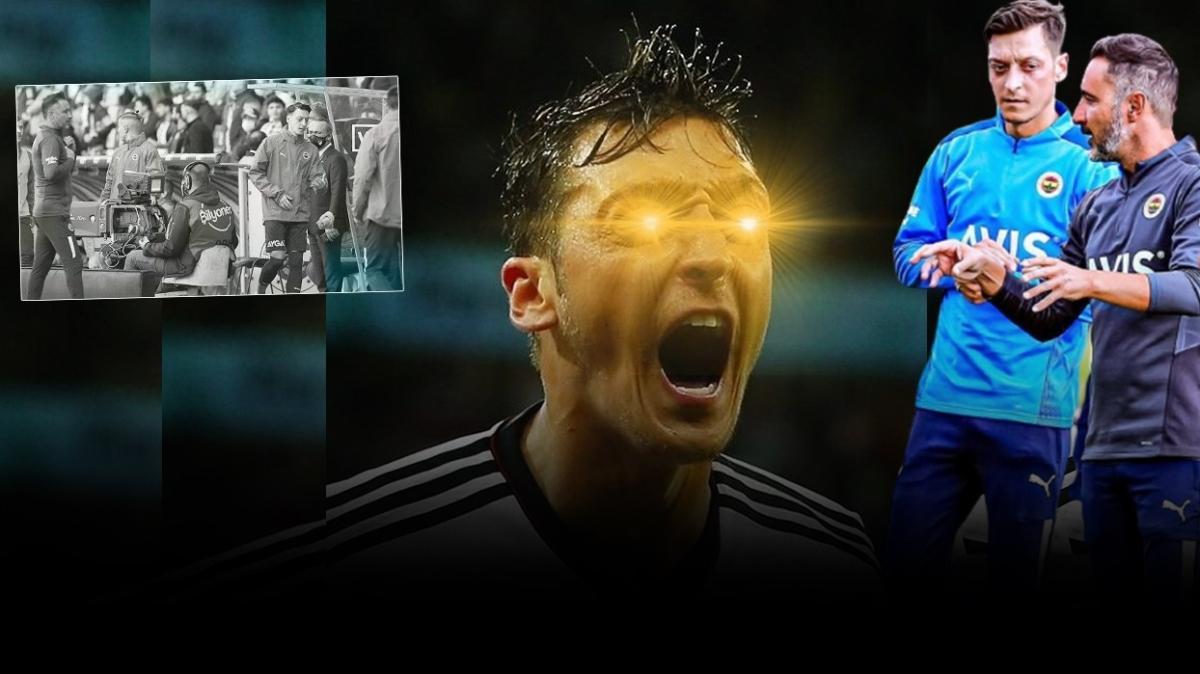 Fenerbahçelileri heyecanlandırmıştı... Mesut Özil'in merak uyandıran paylaşımının detayları belli oldu