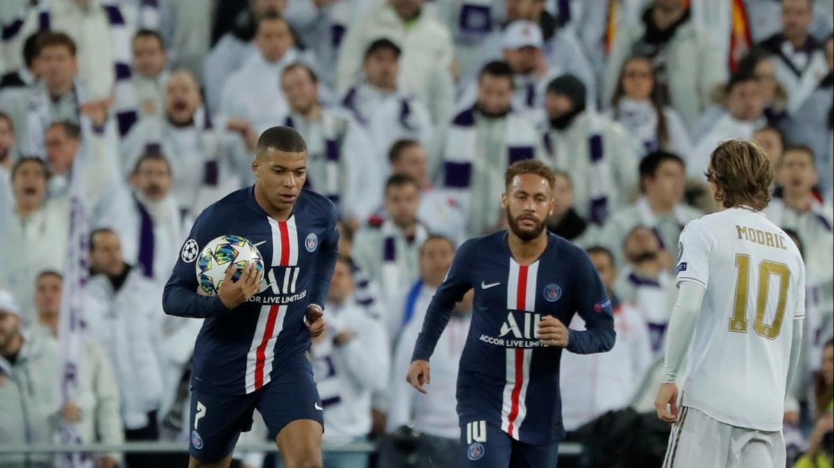 PSG'den Real Madrid tepkisi: Cezalandırılmaları gerekiyor