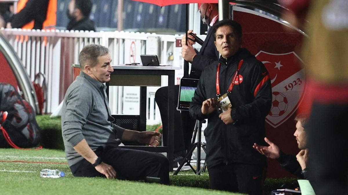 Stefan Kuntz: 4 maçın sonrasında konuşalım