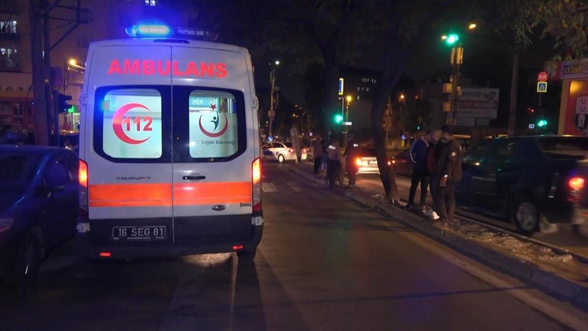 Bursa'da silahlı çatışma!