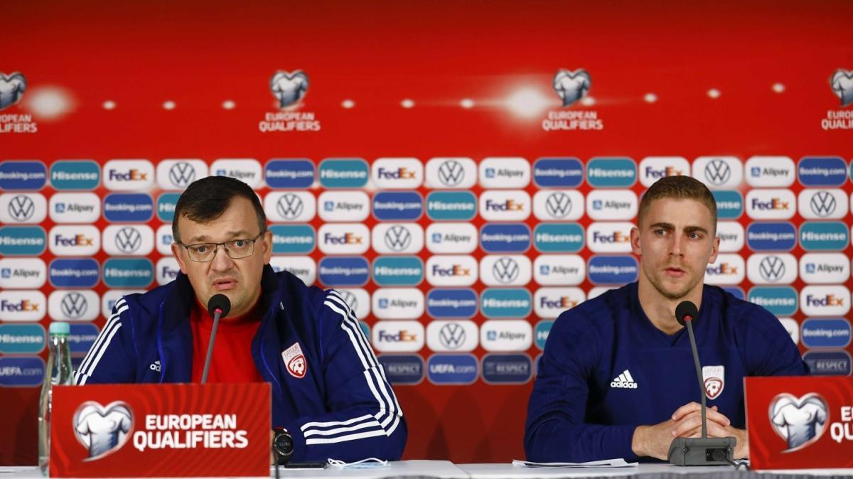 Dainis Kazakevics: Son Türkiye-Norveç maçını seyrettikten sonra...