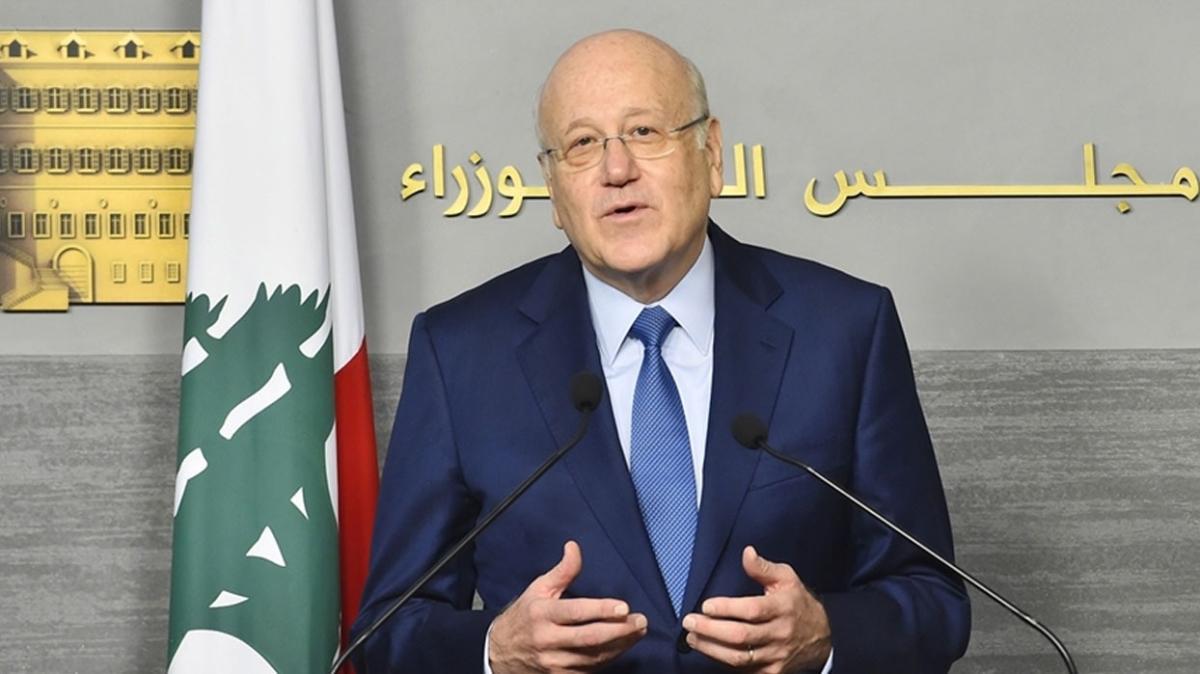 Lübnan Başbakanı Mikati, Ürdün ile işbirliğini genişletmek istiyor