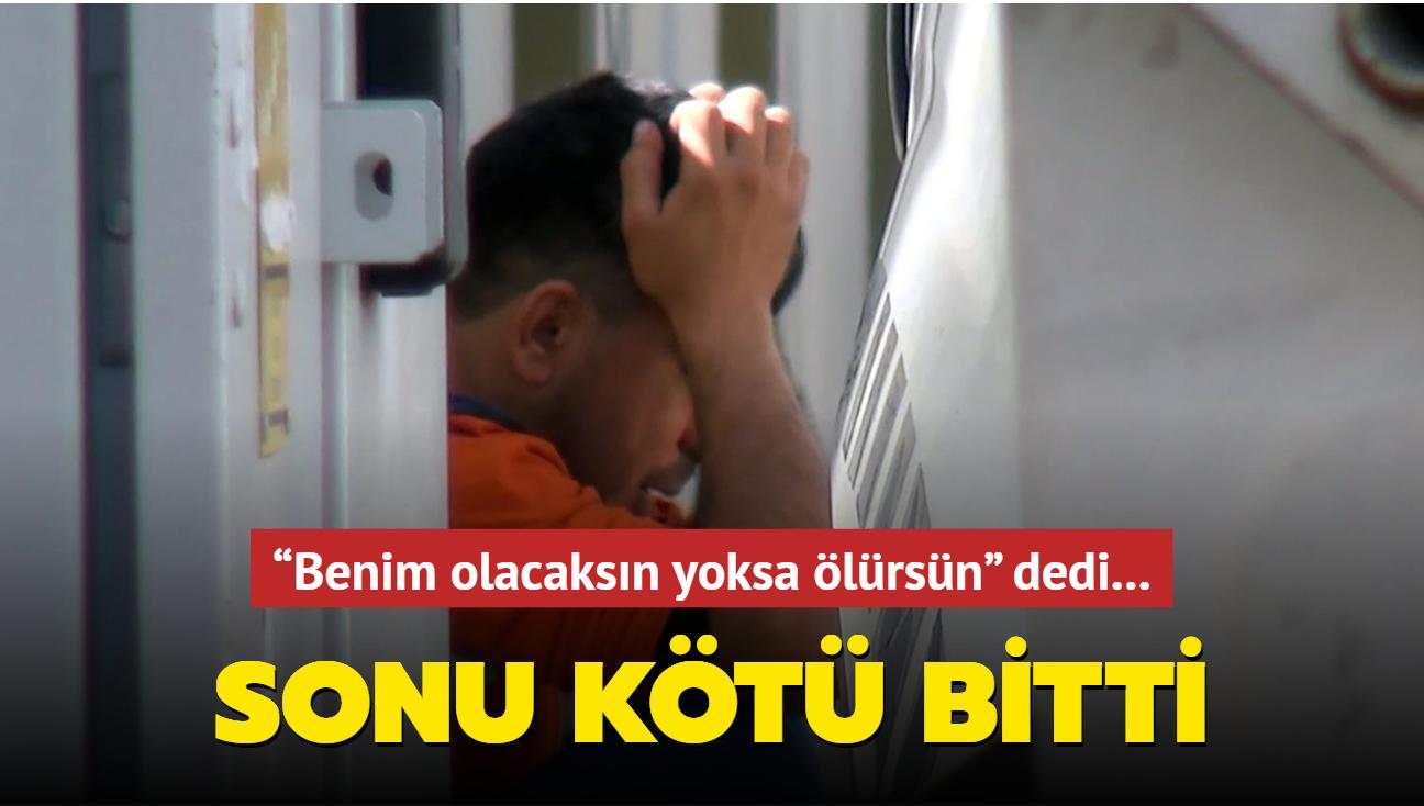 Adana'da 'öleceksin' diyerek yengesine saldırdı, kendisi öldü