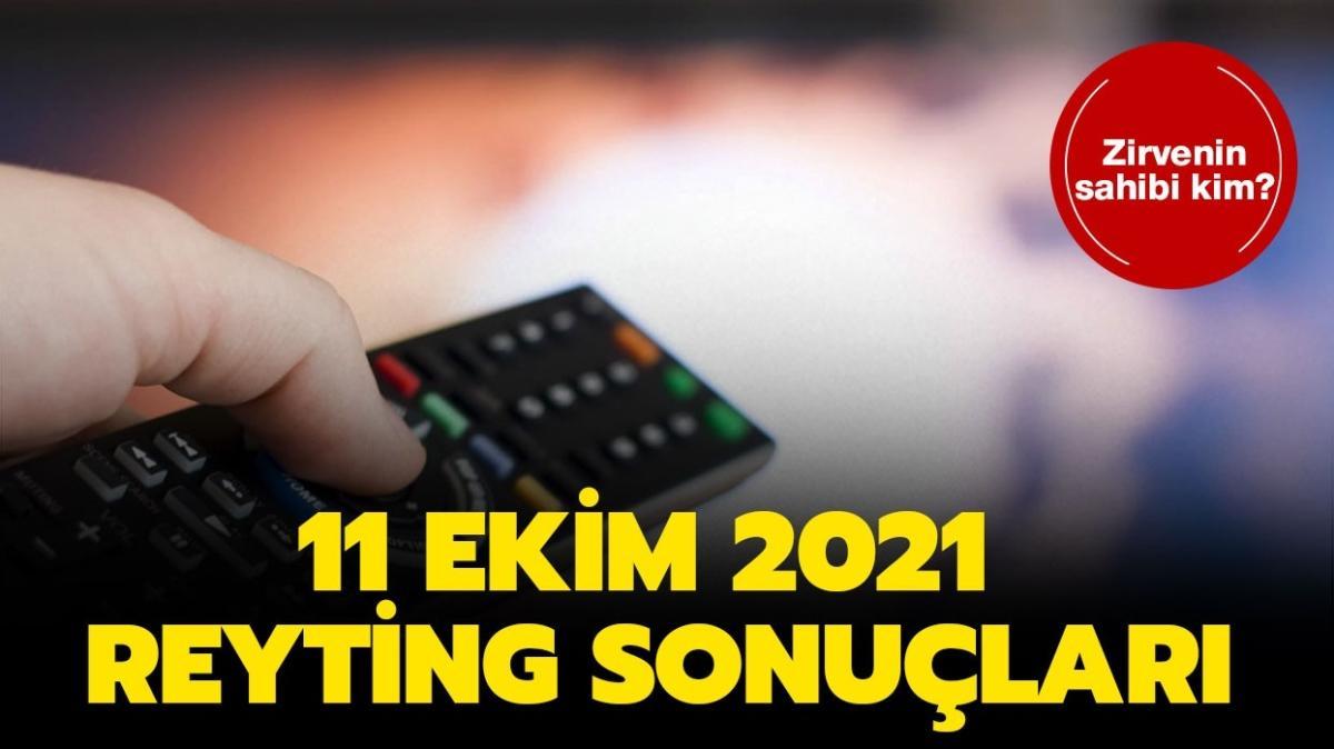 """11 Ekim 2021 reyting sonuçları açıklandı! Yasak Elma, Kalp Yarası, MasterChef Türkiye reyting birincisi kim"""""""