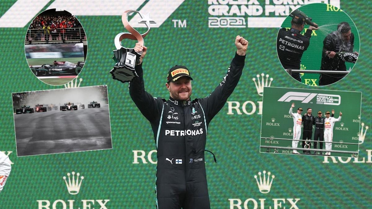 190 bin yarış sever Formula 1 Türkiye GP'sini yerinde takip etti
