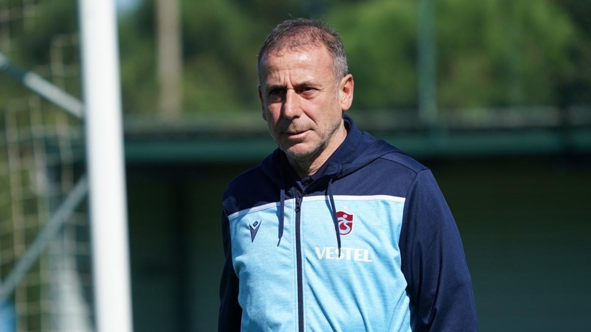 Abdullah Avcı Fenerbahçe maçında ilki gerçekleştirmek istiyor