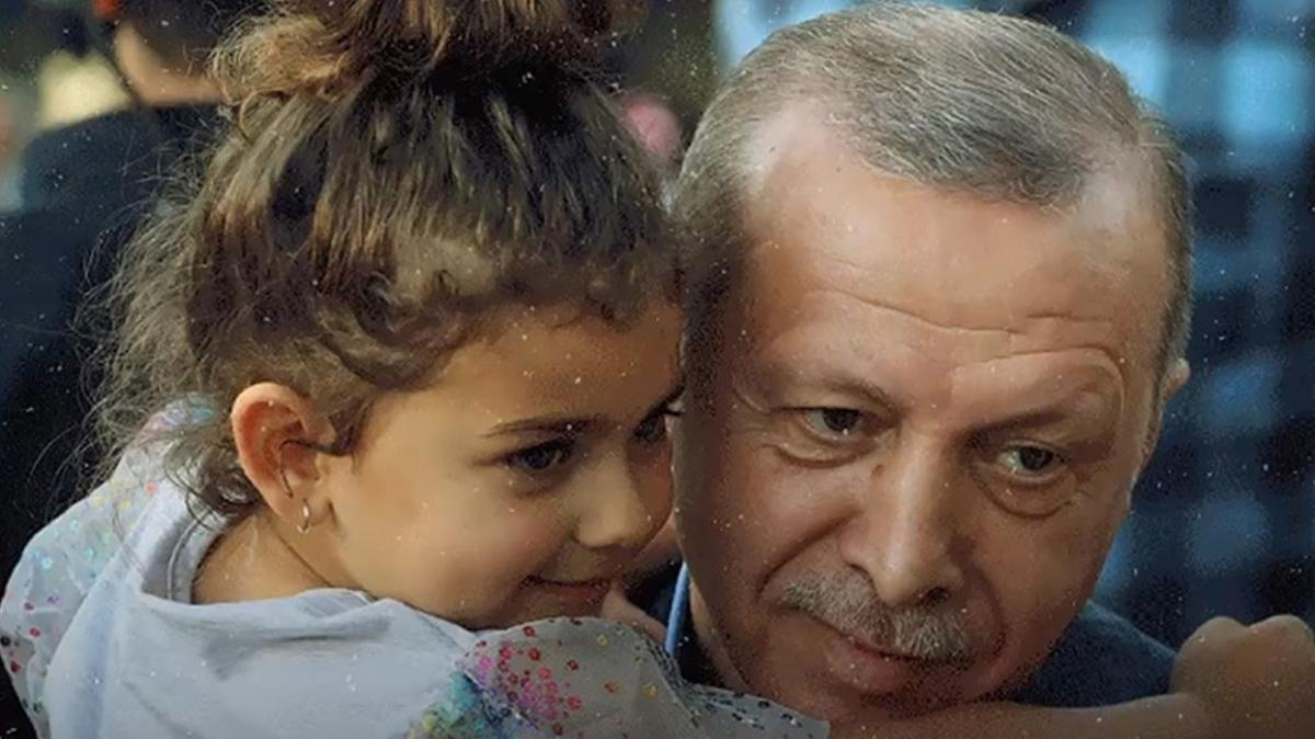 Başkan Erdoğan Dünya Kız Çocukları Günü paylaşımında bulundu