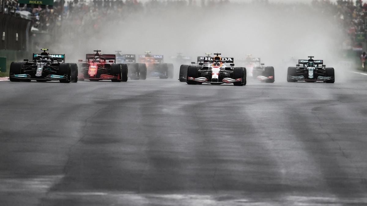 Formula 1 Türkiye GP'si, Avrupa'da yankı buldu