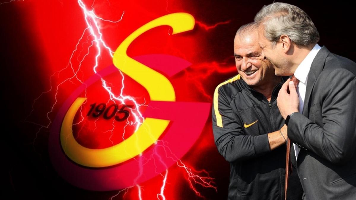 Galatasaray'ın ilk transferi Sivasspor'dan! Fatih Terim'in Dimitrios Goutas talebi