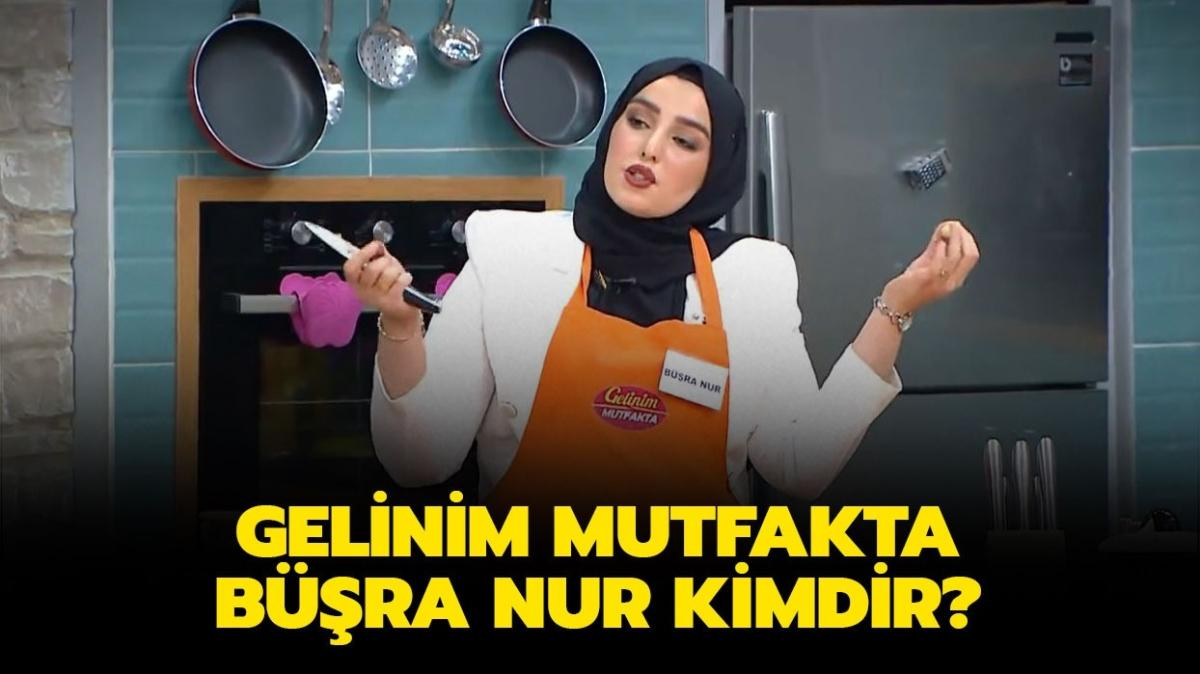 """Büşra Nur Özkarakaş kaç yaşında, aslen nereli"""" Gelinim Mutfakta Büşra Nur ve kayınvalidesi Arzu kimdir"""""""