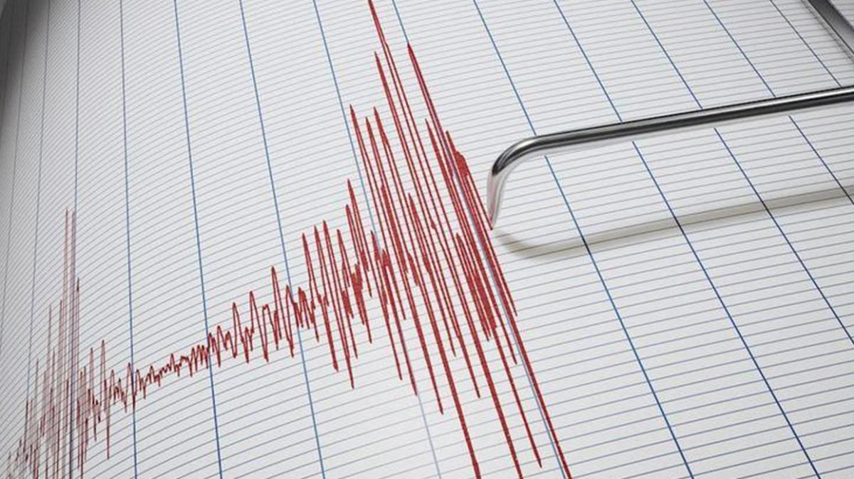Hawaii'de 6.2 büyüklüğünde deprem
