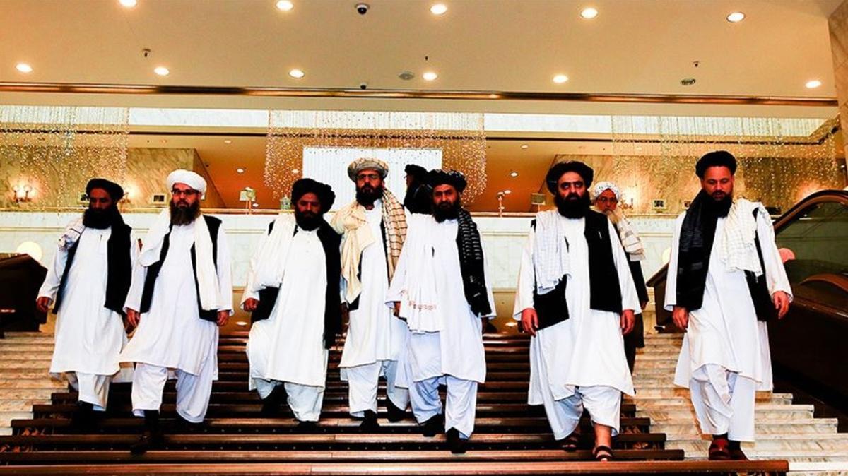 Kritik görüşme sonrası Taliban'dan açıklama