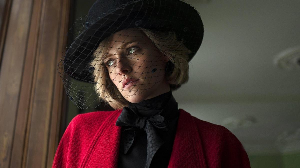 Lady Diana'nın hayatını konu alan 'Spencer' filminin vizyon tarihi belli oldu
