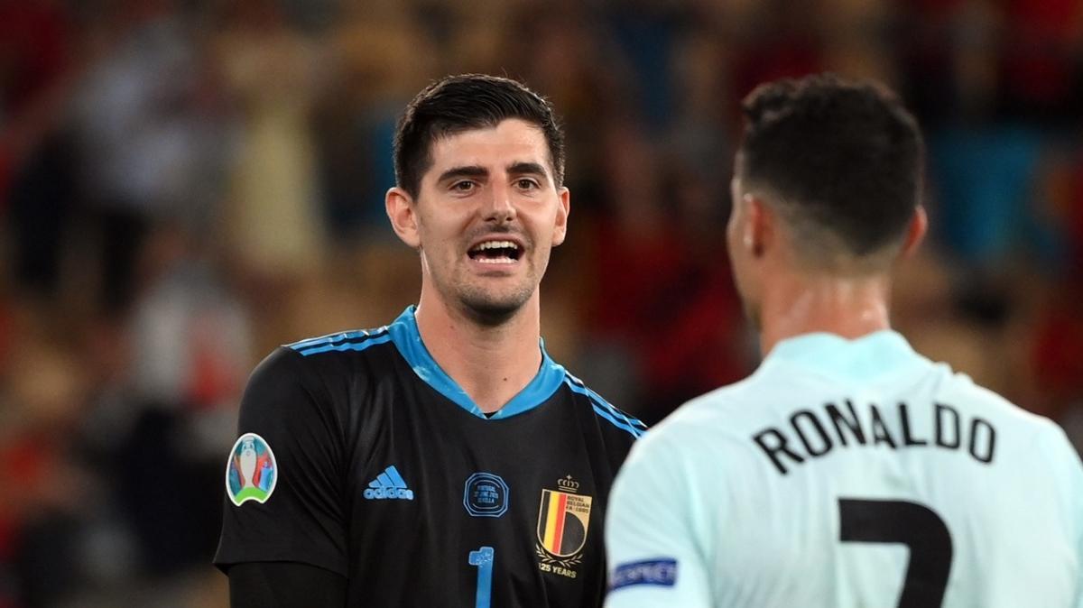 Thibaut Courtois, UEFA ve FIFA'yı suçladı