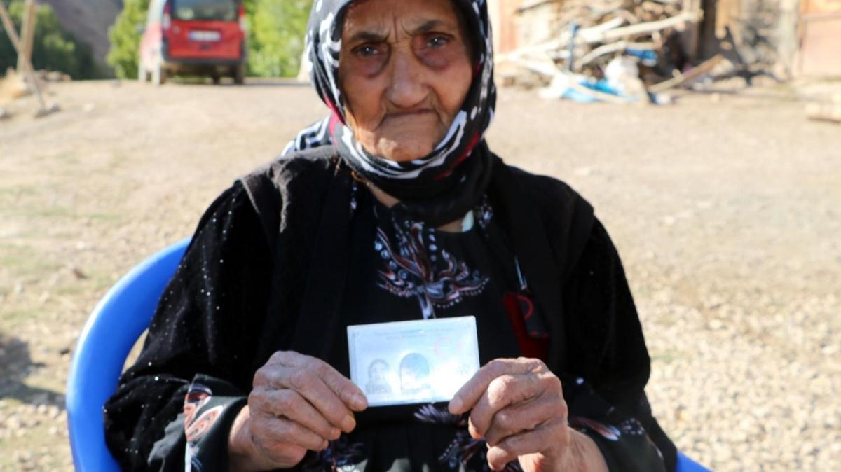 Türkiye'nin şu ana kadar koronavirüsü yenen en yaşlı kişisi 117 yaşında
