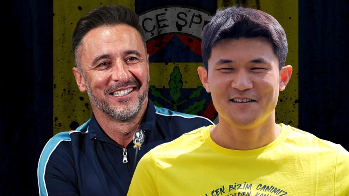 Vitor Pereira'dan Fenerbahçe'ye yeni Kim Min-Jae: Panagiotis Retsos