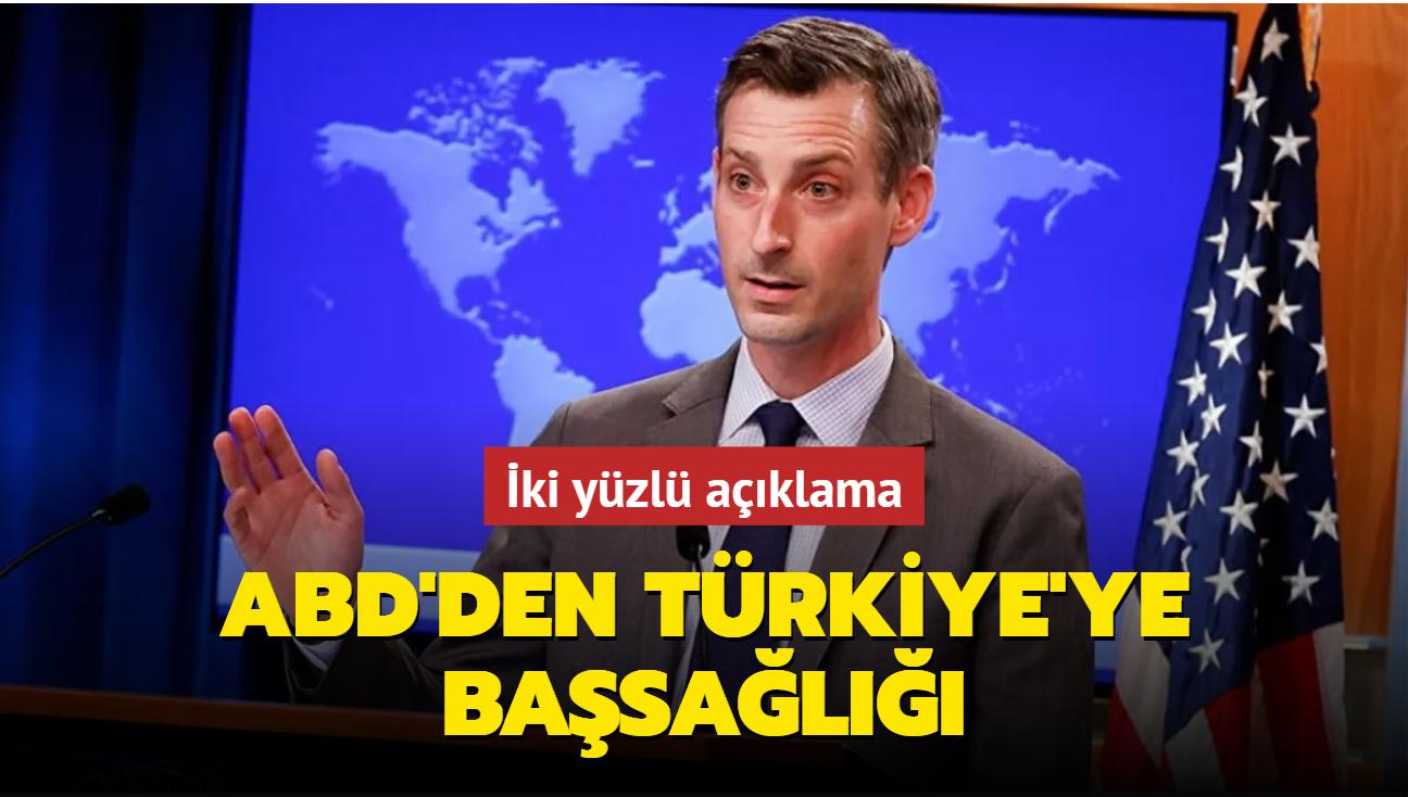 ABD'den Türkiye'ye başsağlığı