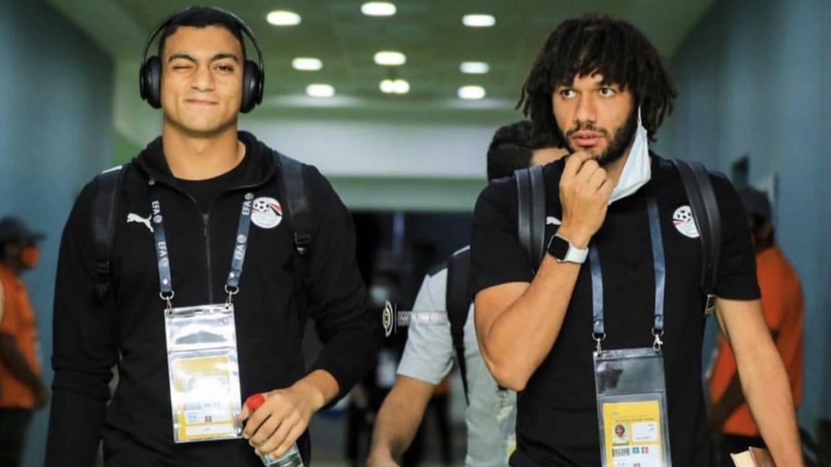Elneny ve Mostafa Mohamed transfer ateşini yaktı! Galatasaraylılar beğeni yağdırdı
