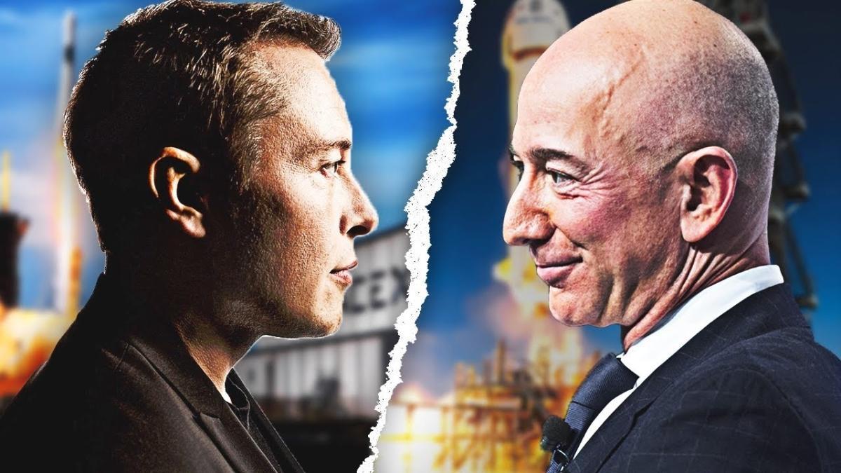 Elon Musk, Jeff Bezos'un milyarderler listesindeki sırasına atıfta bulunduğu bir paylaşım yaptı