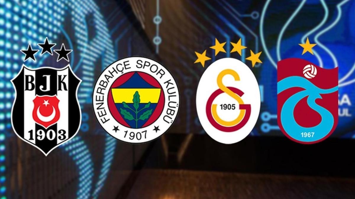 Fenerbahçe ve Galatasaray kâr, Trabzonspor ve Beşiktaş zarar açıkladı