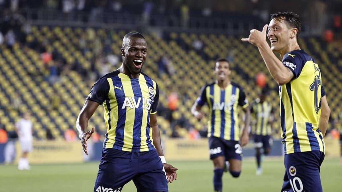 Fenerbahçe'de Trabzonspor maçı öncesi Valencia'nın durumu belirsiz