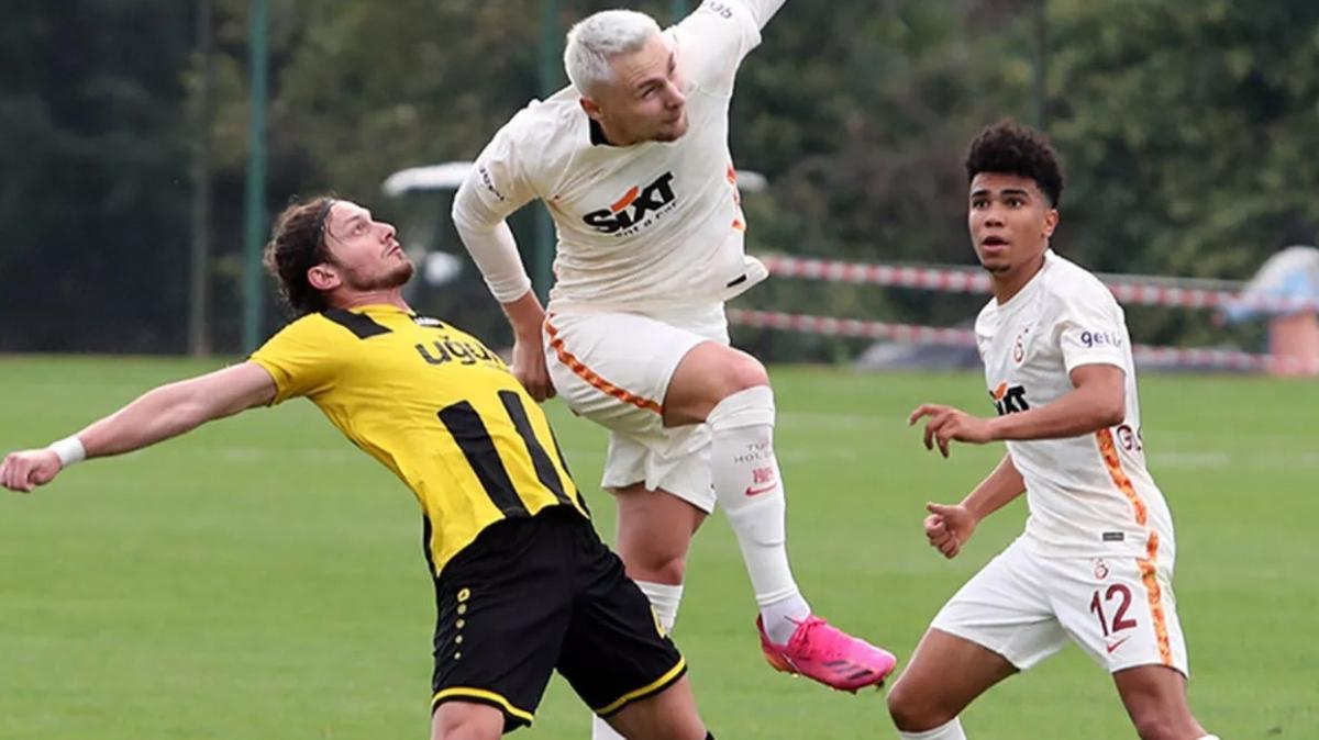 Galatasaray, İstanbulspor'la 3-3 berabere kaldı