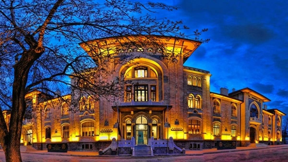 Hazine Müzesi yarın Ankara'da Fuat Oktay'ın katılımıyla açılacak