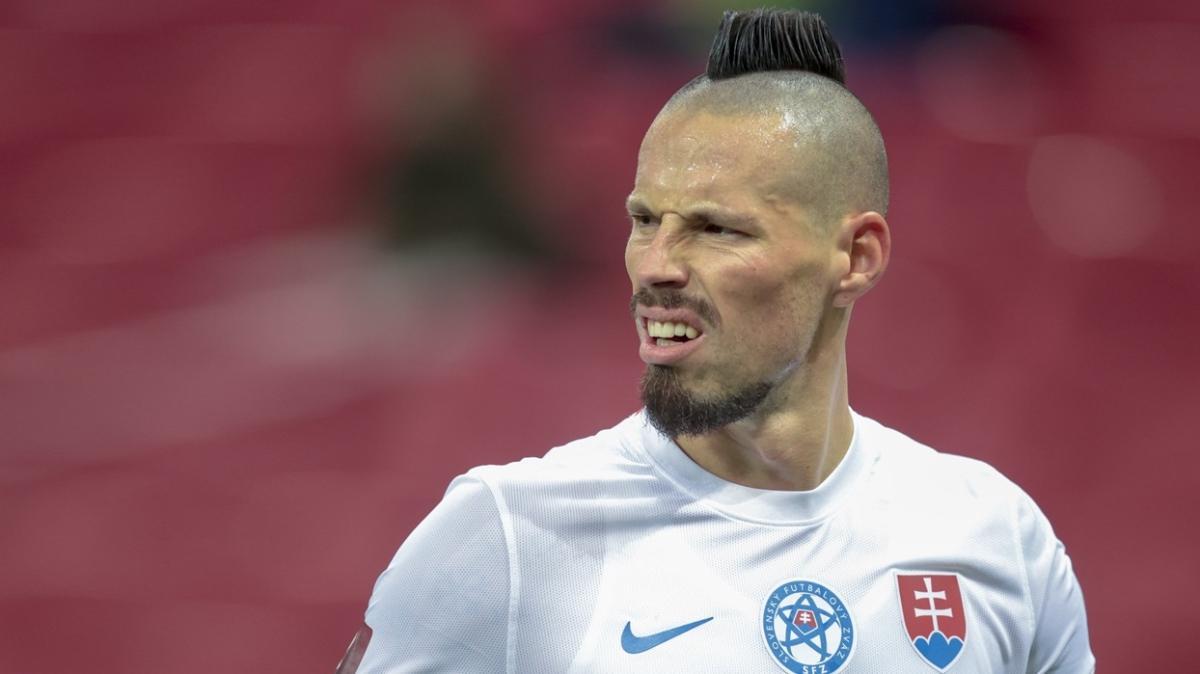 """Marek Hamsik'ten haber geldi! Fenerbahçe maçında oynayacak mı"""""""
