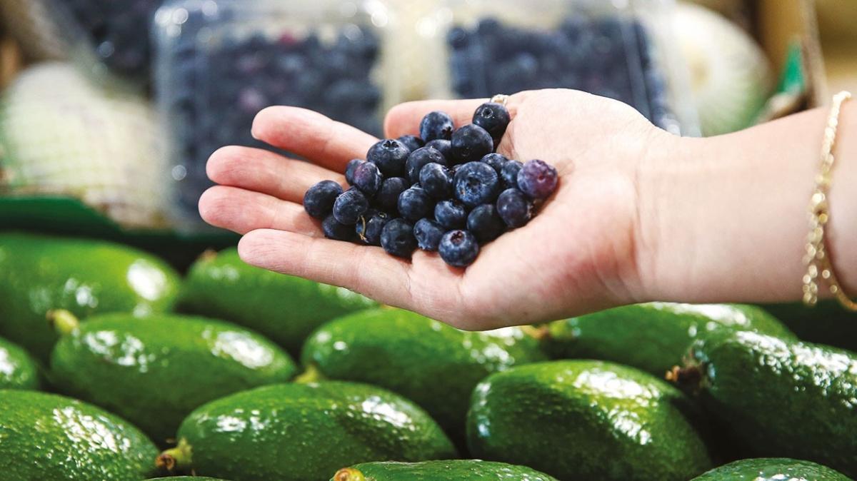 Tropikal meyve ihracatı % 172 yükseldi