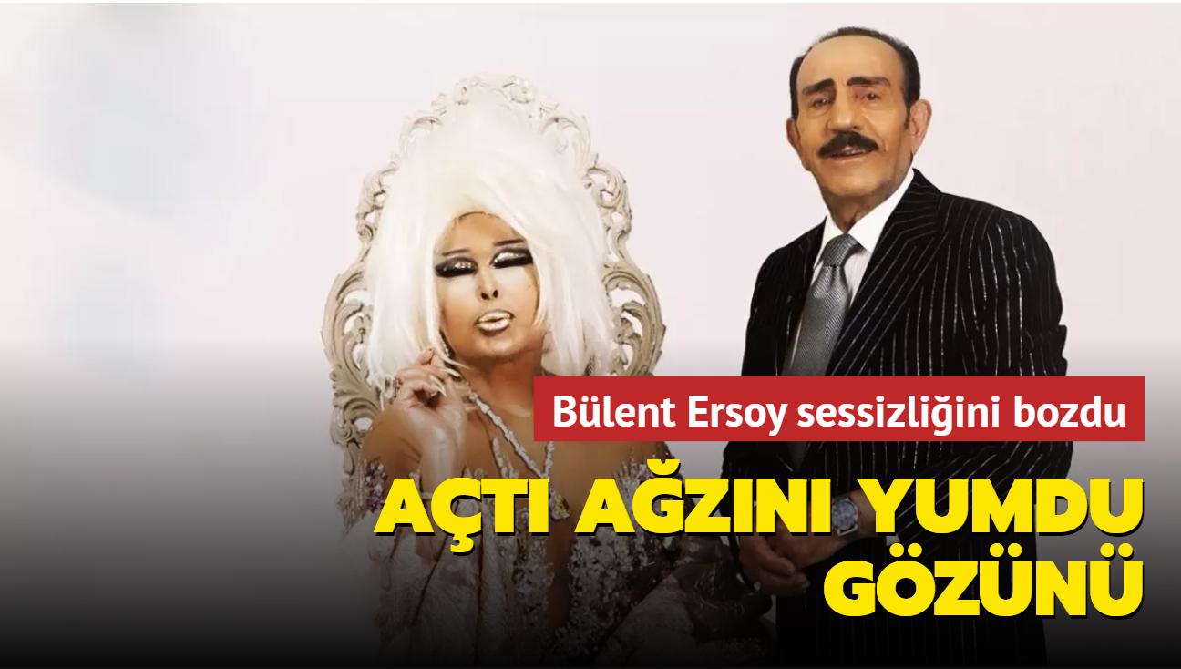 Bülent Ersoy, Mustafa Keser sessizliğini bozdu
