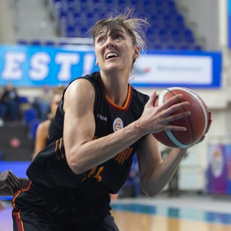 Galatasaray, Dinamo Kursk'a son saniyelerde yediği basketle yenildi