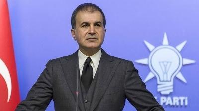 AK Parti Sözcüsü Ömer Çelik: Utanç verici sorumsuzluk