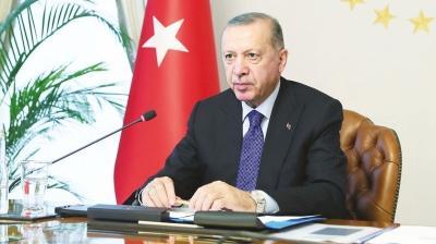 Başkan Erdoğan: Afganistan için liderlik edebiliriz