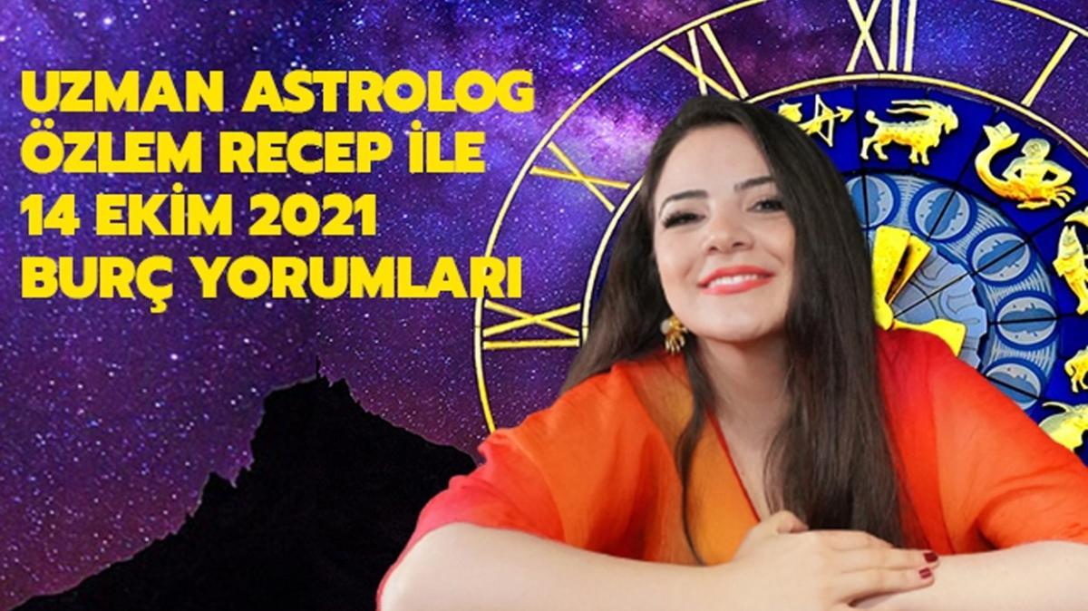 14 Ekim 2021 burç yorumlarını bekleyen konular: Seyahat, para, kariyer, aşk