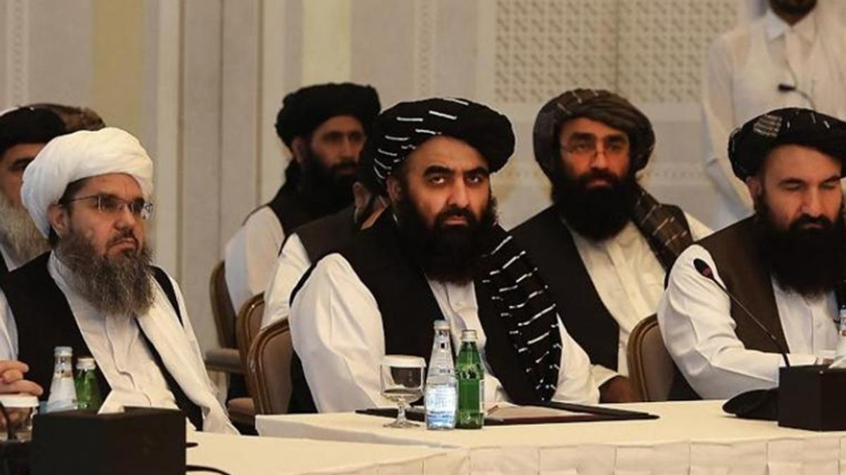 ABD'den Taliban açıklaması: Toplantı profesyonel ve olumluydu