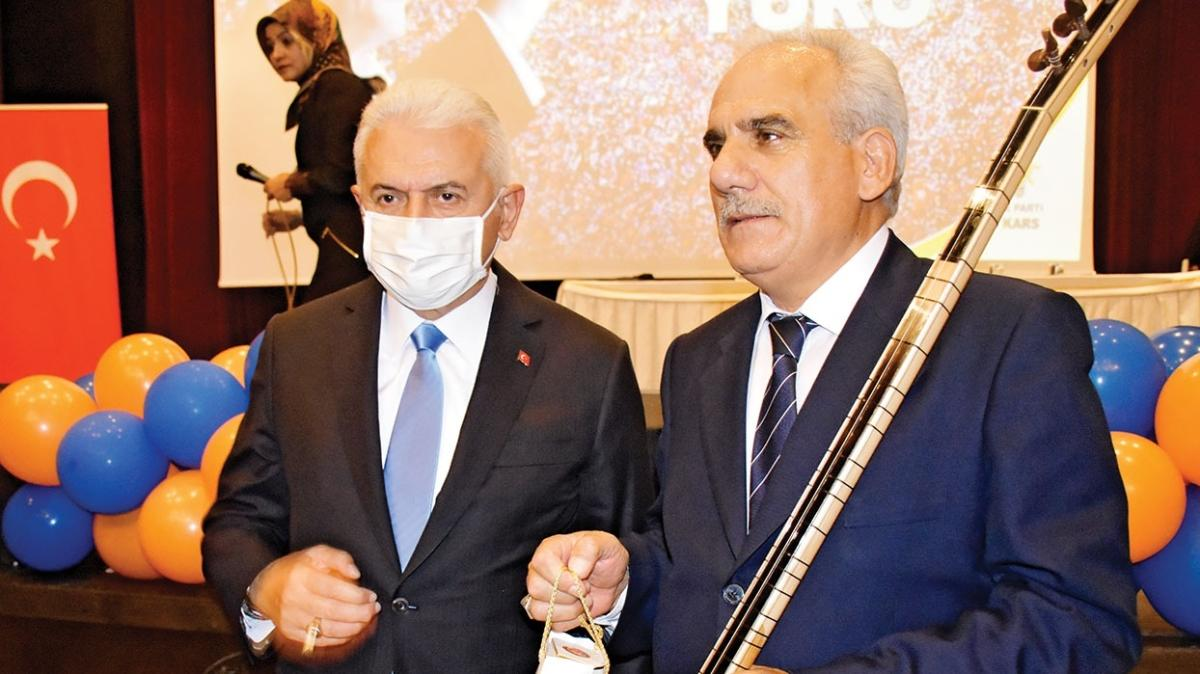 AK Parti Genel Başkanvekili Binali Yıldırım: Azerbaycan'a iki kapımız var