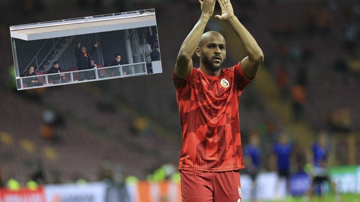 Galatasaray'da gerilim: Yine Marcao yine olay! Fatih Terim çıldırdı...