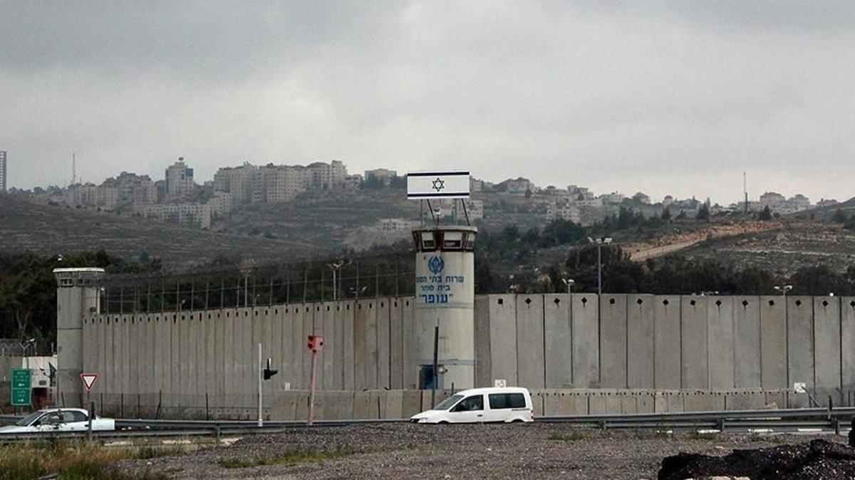 İsrail hapisteki İslami Cihad Hareketi mensubu 250 tutuklu açlık grevine başladı