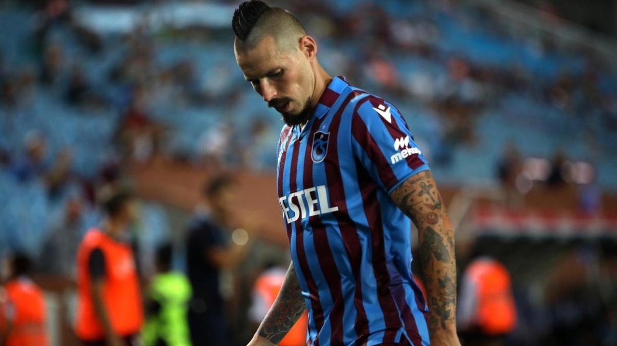 """Marek Hamsik derbide forma giyebilecek mi"""""""
