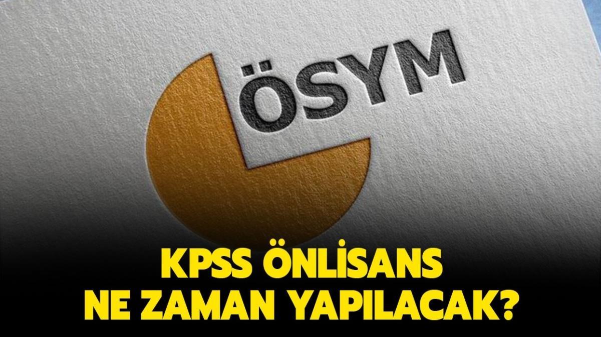 """Önlisans KPSS ne zaman"""" 2022 KPSS önlisans başvuruları başladı mı, ne zaman"""""""
