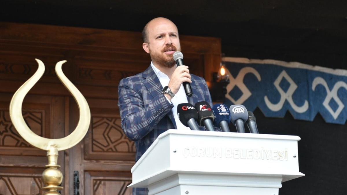 Türkiye'nin ilk oba konseptli gençlik kampı açıldı