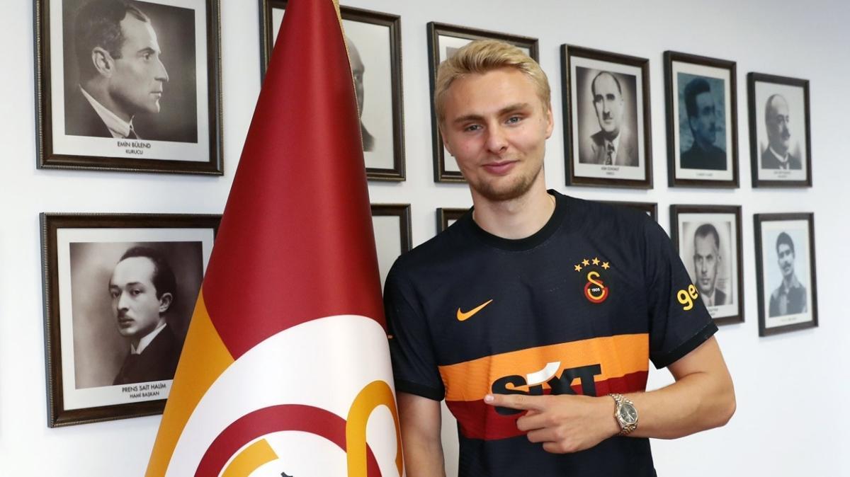Victor Nelsson bakın neden Galatasaray'ı seçmiş