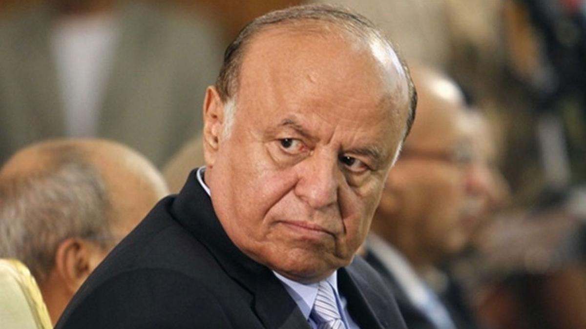 """Yemen Cumhurbaşkanı Hadi: """"Uluslararası toplum saldırılara karşı tepkisiz"""""""
