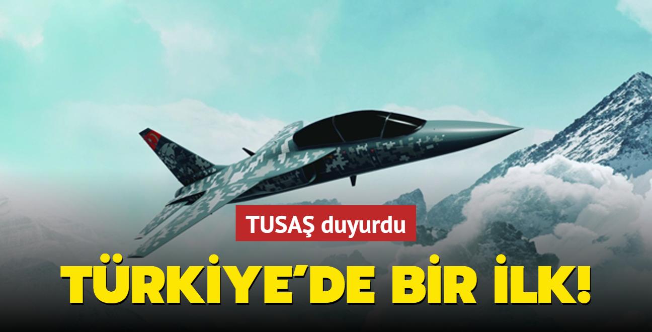 TUSAŞ 'Demir Kuş' tesisinin kurulacağını duyurdu