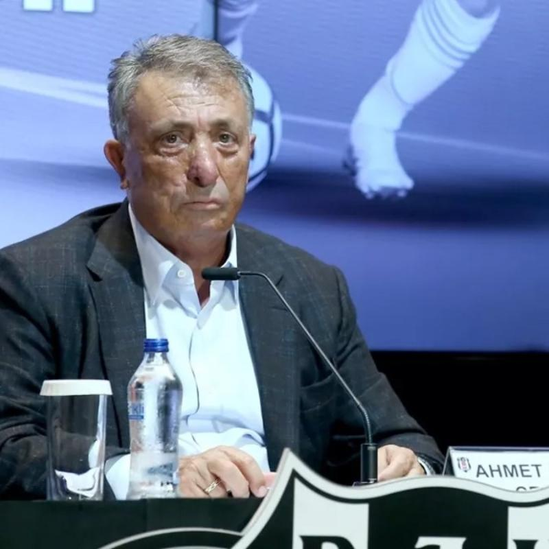 Beşiktaş'ta ayrılık, sözleşmesi feshedildi! Sergen Yalçın, Ahmet Nur Çebi ve taraftarlar illallah etmişti