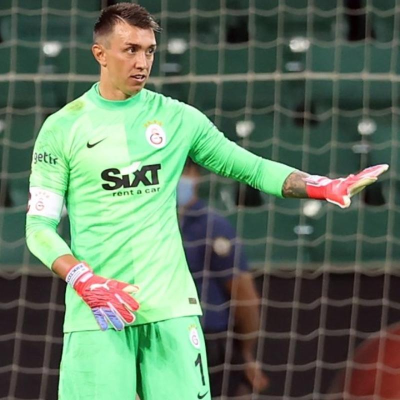 Fernando Muslera Konyaspor maçına yetişebilecek mi?